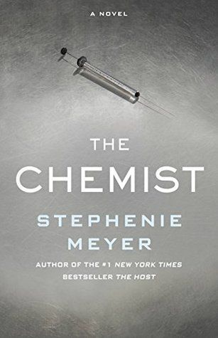 The Chemist by Stephenie Meyer. In this gripping page-turner, an ex-agent on the run from her former employers must take one more case to clear her name and save her life.