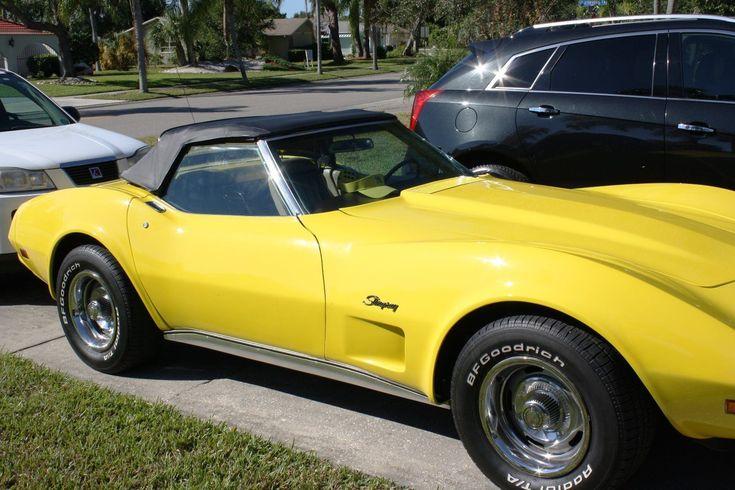 Cool Great 1975 Chevrolet Corvette Convertible E-Bay Motors Cars and Trucks 2017 2018