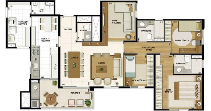 Apartamento em Guarulhos/Guarulhos de 2 a 4 dormitórios Alegria - Fase 1 - Bosque e Felicidade – Gafisa – Grandes ideias para viver bem