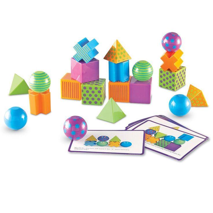 Amazon.com: Recursos para el aprendizaje Mental Blox–Pensamiento Crítico Juego WLM, Multicolor: Toys & Games