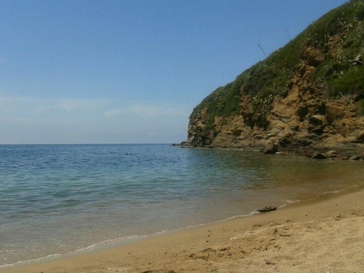 Morcone beach (Capoliveri)
