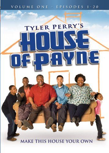 tyler perry movies | Tyler Perry's House Of Payne, Vol. 1 Movie Poster, Tyler Perry's House ...