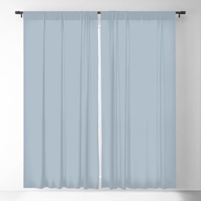 Pin On Solid Color Blackout Window Curtains