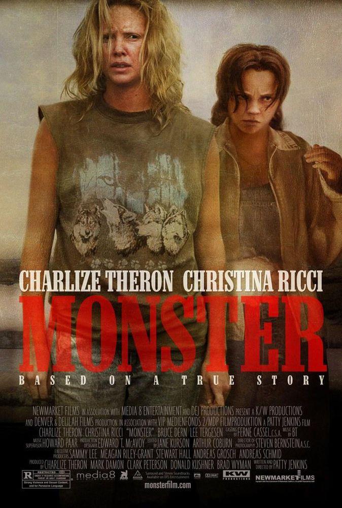 MONSTER MOVIE POSTER 2 Sided ORIGINAL 27x40 CHARLIZE THERON in Entertainment Memorabilia, Movie Memorabilia, Posters | eBay