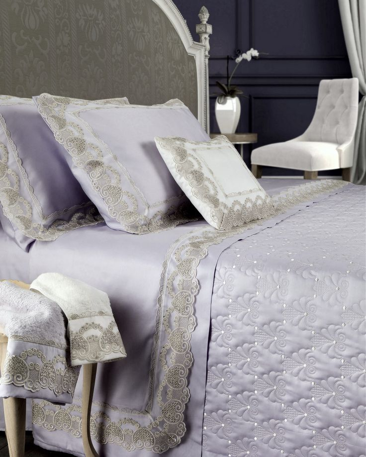 Martina Vidal Collection Bed Linens bespoke