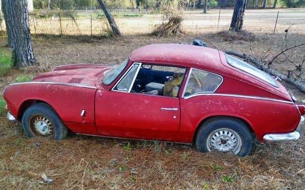 1968 Triumph GT6 for $1,500 - http://montgomery.craigslist ...
