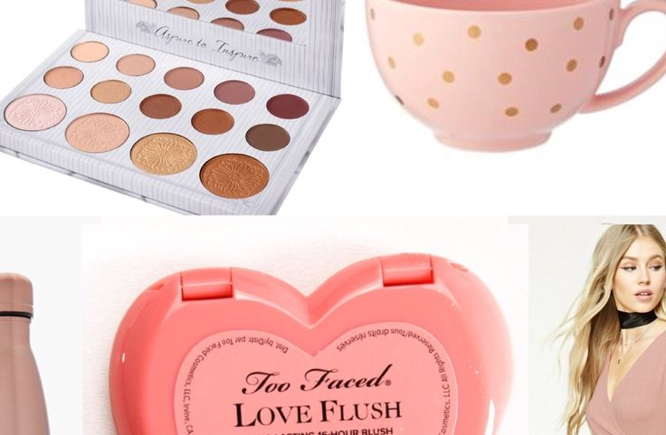 """Last minute Valentine's Day gift ideas that will leave her feeling """"tickled pink""""! 