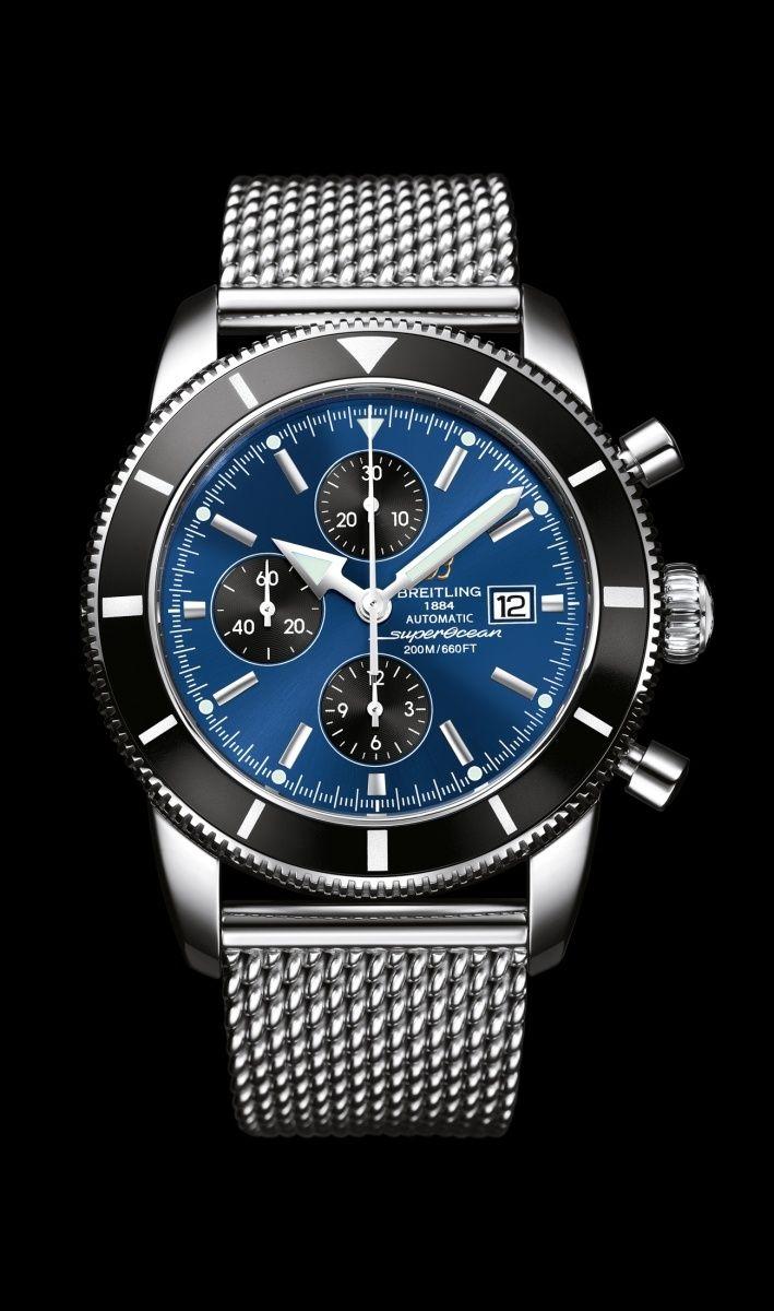 Superocean Héritage Chronographe 46 - Breitling - Instruments for Professionals