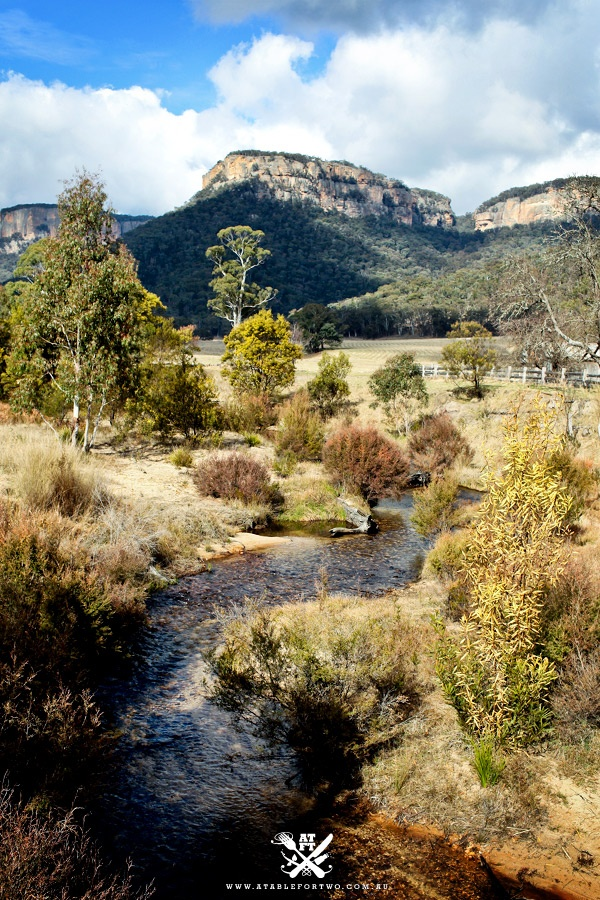 Wolgan Valley Resort & Spa – Blue Mountains, NSW | A table for two