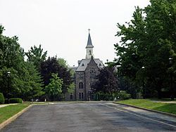Seton Hall University - Wikipedia, the free encyclopedia