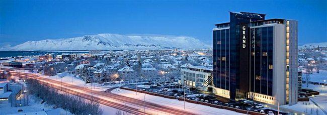 The Grand Hotel Reykjavik