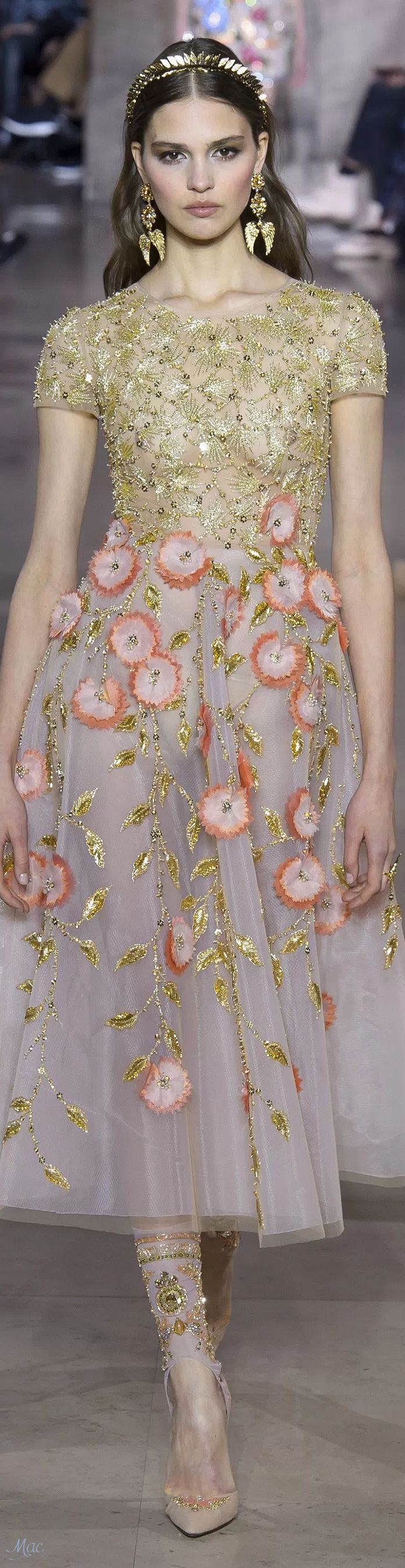 Spring 2018 Haute Couture Georges Hobeika