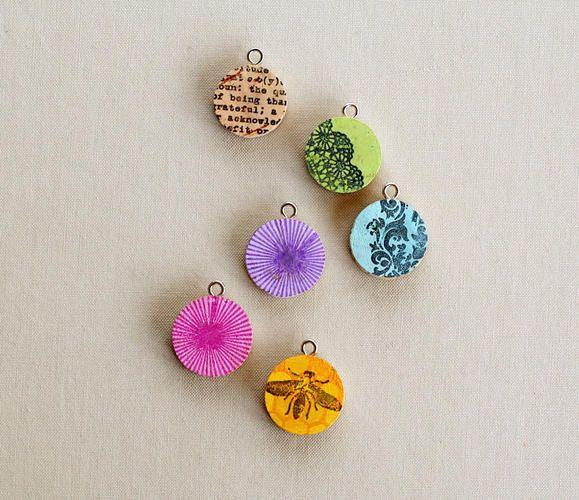 Upcycled Wine Cork Pendants / Necklaces  Bracelets | Fiskars