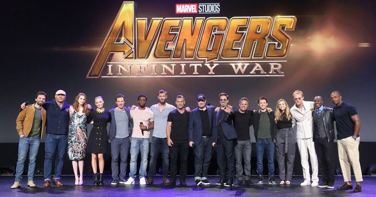 Watch the Infinity War Presentation That Brought D23 to Its Knees -- Tons of Marvel stars showed up at D23 this weekend to celebrate Marvel's 10th Anniversary and to show off the first footage from Avengers: Infinity War. -- http://movieweb.com/avengers-infinity-war-d23-panel-video-interviews/