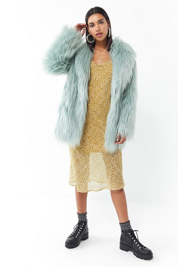 1360b2e4f Jakke Heather Mongolian Faux Fur Coat | Style Inspirations | Coat ...