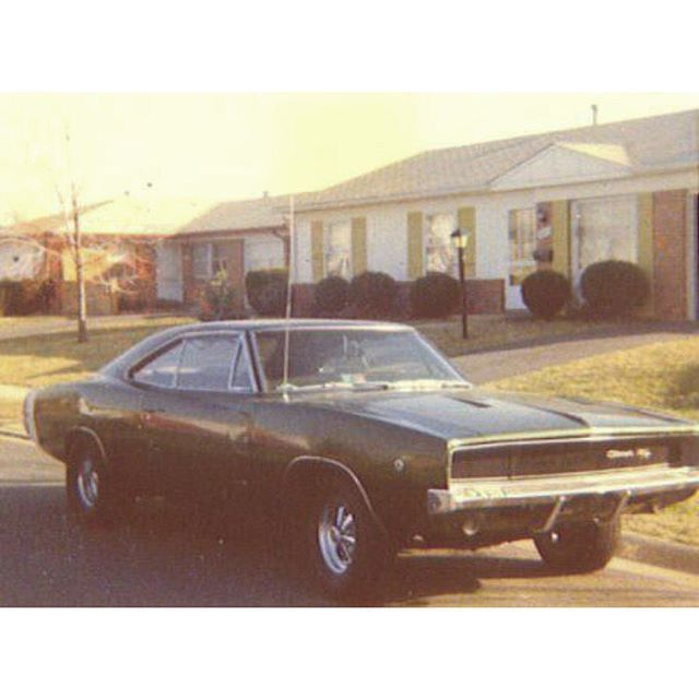 I love this '68 Charger R/T just the way it is.....or shall I say, was.