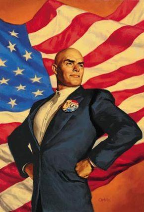 Lex Luthor comics | Lex Luthor 003