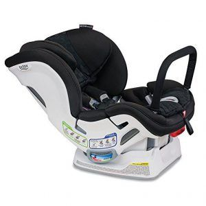 Britax Boulevard ClickTight ARB Review. The Britax Boulevard ClickTight ARB is a Premium Convertible Car Seat. Discover its Safety Features here.