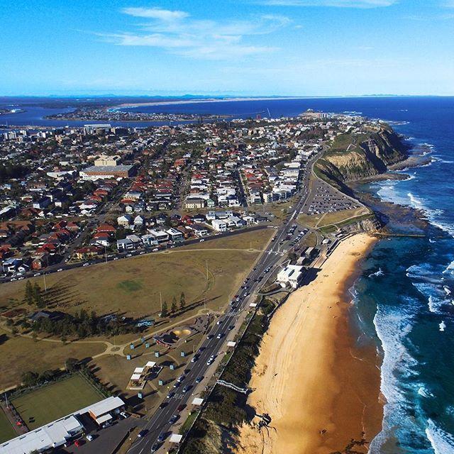 This City 🙌🌊🏘 . . . . . . . . . #photographer #photography #photooftheday #landscapephotography #photoshoot #photo #travel #travelblogger #travelphotography #nature #naturephotography #naturelovers #dji #phantom #mavic #spark #phantom3 #phantom4 #drone.globe #newcastle #nsw #australia #samsungau #drone_countries #dronesuperstars #DroneGlobe #dronejunkies #mynewcastle  #adventurensw @samsungau @mavic__photography @droneproacademy @australia @visitnsw @visitnewcastle_aus @eagle_drone_us