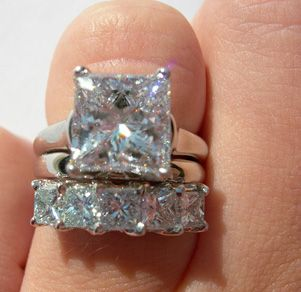 259 best images about gaudy bling on pinterest dream for Gaudy mens wedding rings