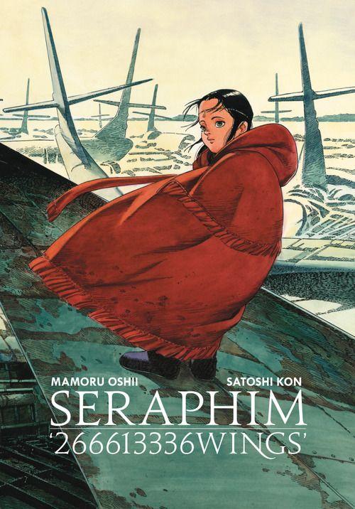 """Artworks of """"Seraphim"""" manga by Satoshi Kon and...                                                                                                                                                                                 Más"""