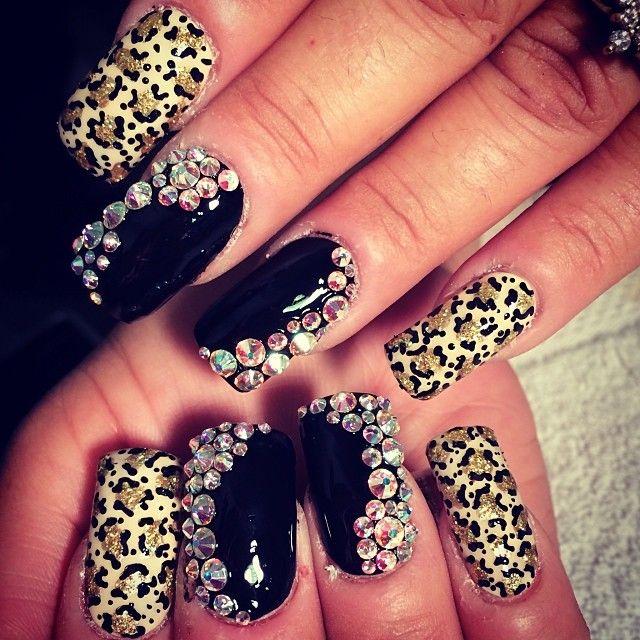 wild nail design ideas