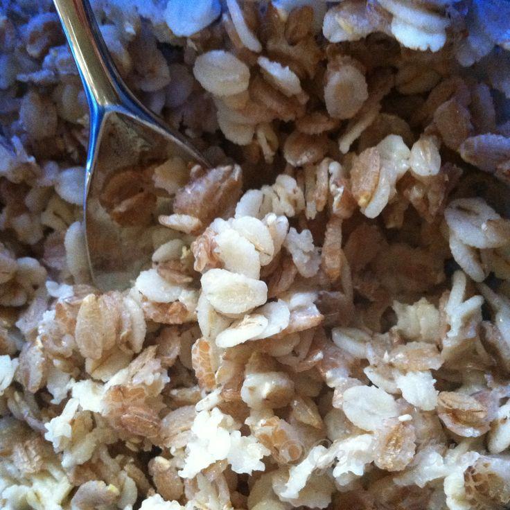 Trader Joe's Vegan Cereal