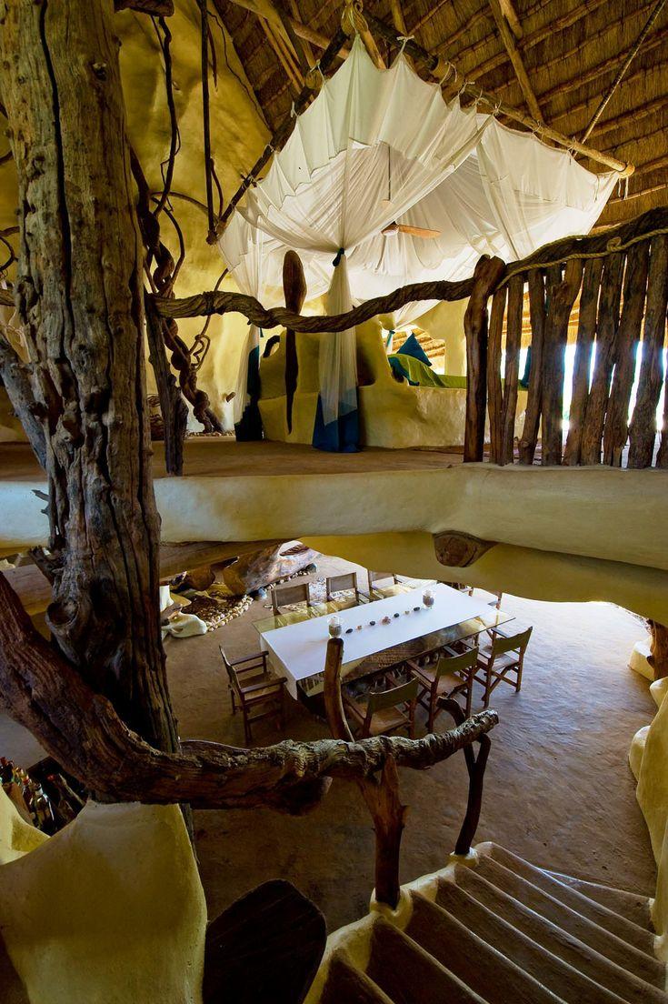 Sambia Safari | Chongwe Haus, Time + Tide Arika Chongwe Fluss Haus, Sambia,  Unteres Sambesi Tal, Chongwe, 4 Schlafzimmer | #luxus #luxussafari #safari  ...