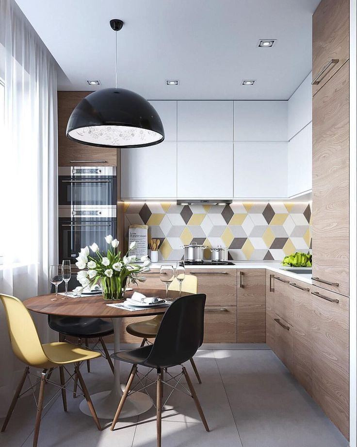 Find Cool L-Shaped Kitchen Design for Your Home Now!