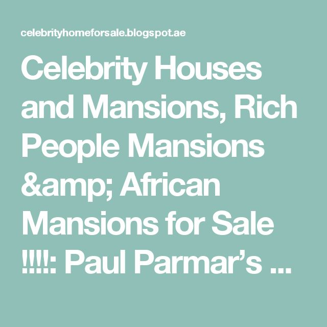 Celebrity Houses and Mansions, Rich People Mansions & African Mansions for Sale !!!!: Paul Parmar's 39,000 Square Foot Mega Mansion Colts Neck, NJ   Under Foreclosure