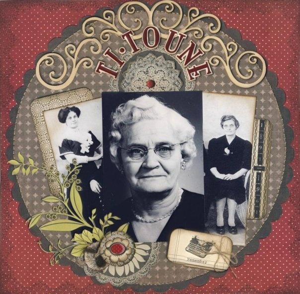 My great grandma..She was sooo beautiful!!!!