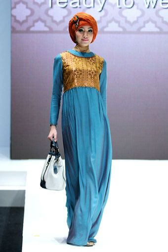"Shafira ""Family Lifestyle"", Indonesia Islamic Fashion Fair 2013"