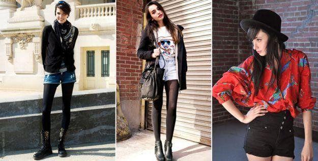 nastolatki ubrane na rockowo - Szukaj w Google