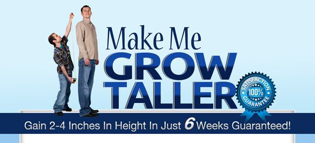 Make me grow taller review – How can it help you gain desired height?