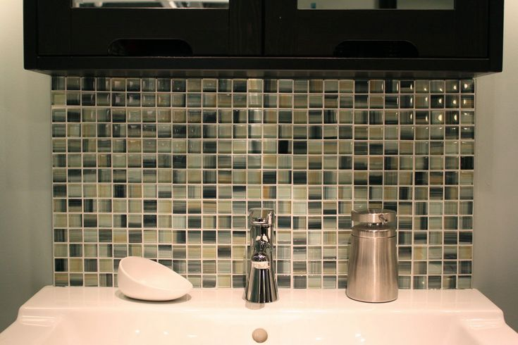 82 best BATH Backsplash Ideas images by MusselBound Adhesive Tile