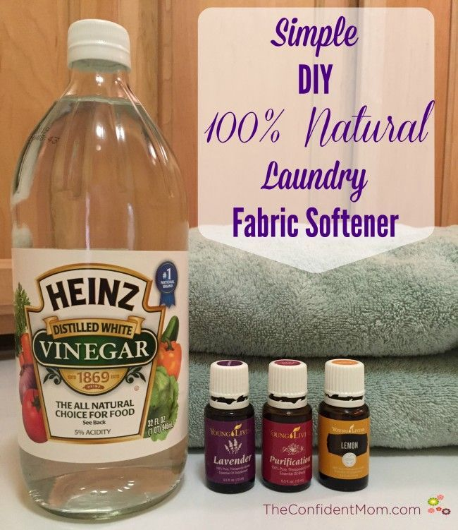 If you're wanting a cheaper, more natural alternative to the fabric softeners you find in the store, this natural laundry fabric softener recipe is for you.