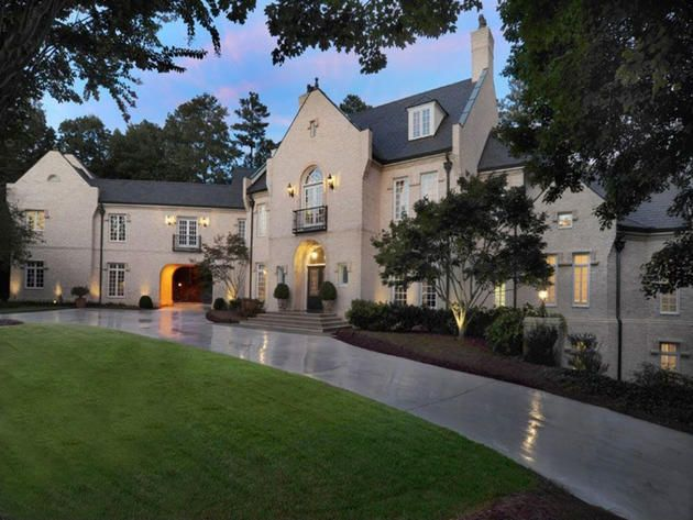 Atlanta Mansions | Places | HGTV FrontDoor