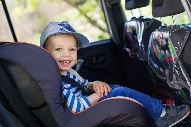 """Pin for Later: 8 Things Every Parent Should Know About Car Seats Use the """"Inch Rule."""""""