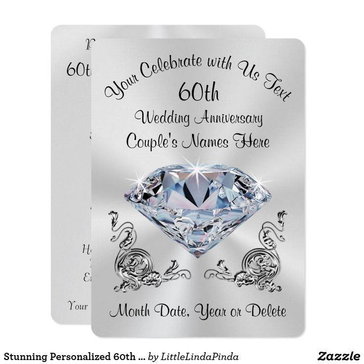 82 best 60th Anniversary Gifts PERSONALIZED images on Pinterest ...
