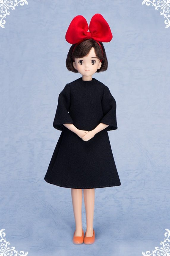 Studio Ghibli's Kiki's Delivery Service now comes as a doll with four cute accessories — STAND