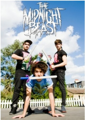 The Midnight Beast! Ninjas!!!