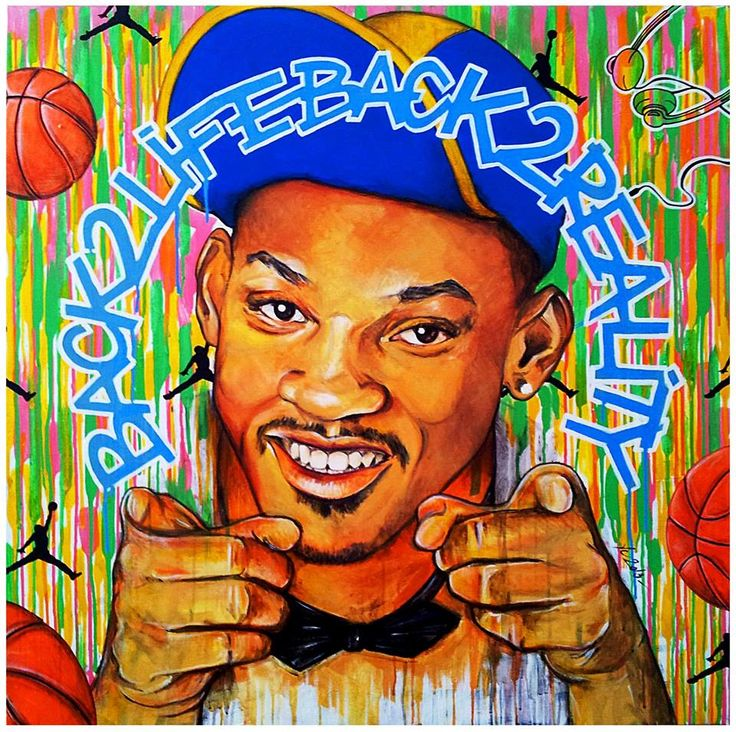 'The Fresh Prince' by Yann Couedor