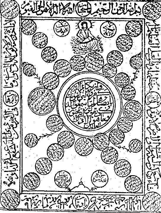 The Koran as Magic : A Persian Koran-amulet