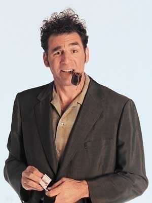 "I got Cosmo Kramer! Which ""Seinfeld"" Character Are You?"