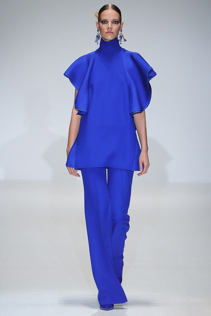 Gucci Spring 2013 Ready-to-Wear Fashion Show - Suvi Koponen