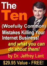 FREE eBook - The Ten (Woefully Common) Mistakes Killing Your Internet Business And What You Can Do About Them! Click The Image For More Info.