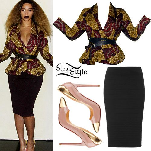 Beyoncé Clothes & Outfits | Page 3 of 10 | Steal Her Style | Page 3
