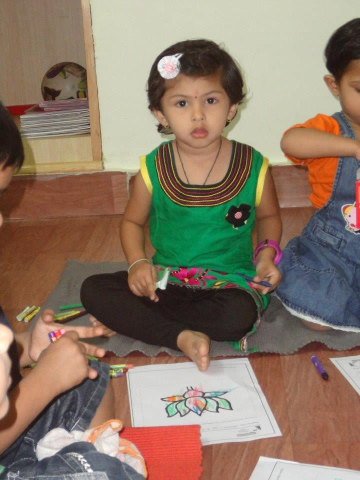 Cute Kids Compitation in Electronic City Bangalore