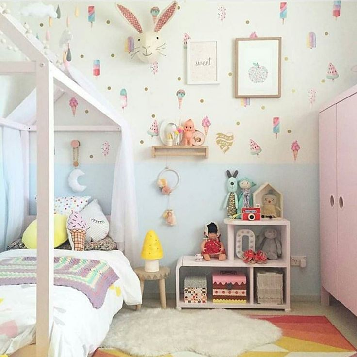 I wish I had this as my room as a kid #kidsinterior #instakids #decoration…