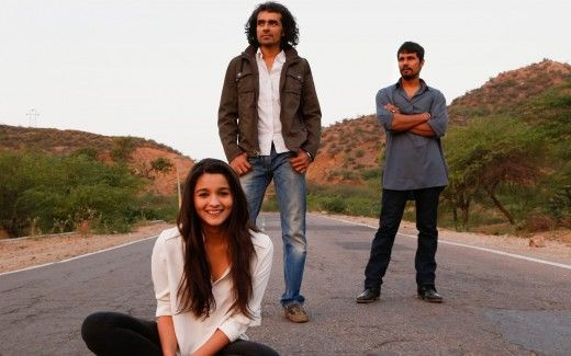 Alia Bhatt in Highway Releasing 21st Feb, 2014